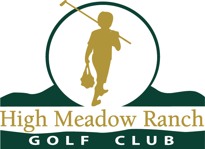 High Meadow Ranch Golf Club - Footer Logo