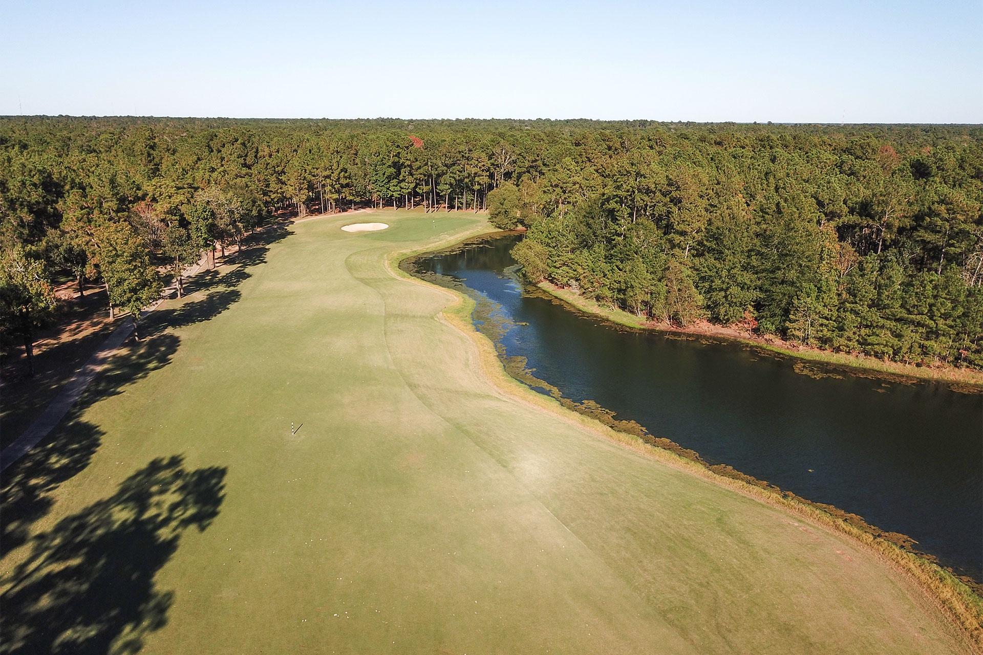 Houston Public Golf Courses - High Meadow Ranch Golf Club