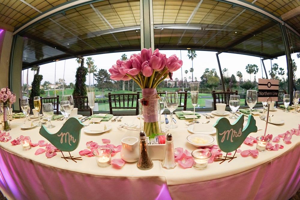 Orange County Weddings Tustin Ranch Golf Club