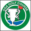 OGA Golf Course logo
