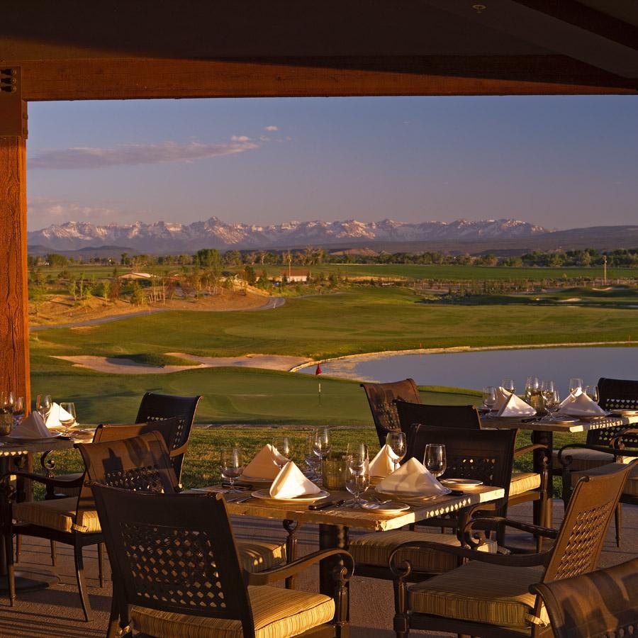 Colorado Golf Courses The Bridges Montrose Co
