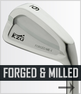 Custom Fit Forged Irons From KZG
