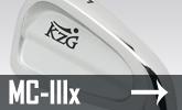 Custom Fit MC-IIIx KZG Irons
