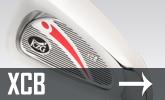 Custom Fit Irons - KZG XCB