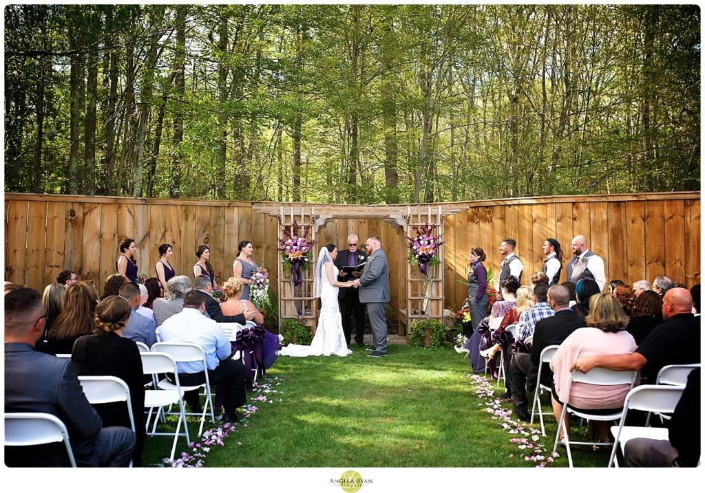 Blissful Meadows Golf Club Weddings Uxbridge Massachusetts