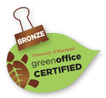 Green office Bronze Level logo