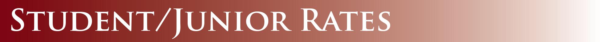 student_junior_rates_header