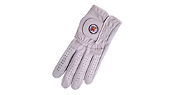 Titleist Leather glove with M logo