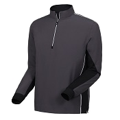 FootJoy pullover charcoal and black