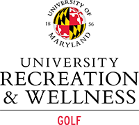 University of Maryland Golf Course - Header Logo