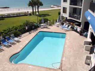 Photo Caprice Resort Pool St Pete Beach