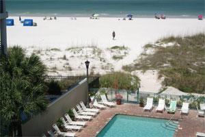 Photo Vista on the Gulf Pool St Pete Beach