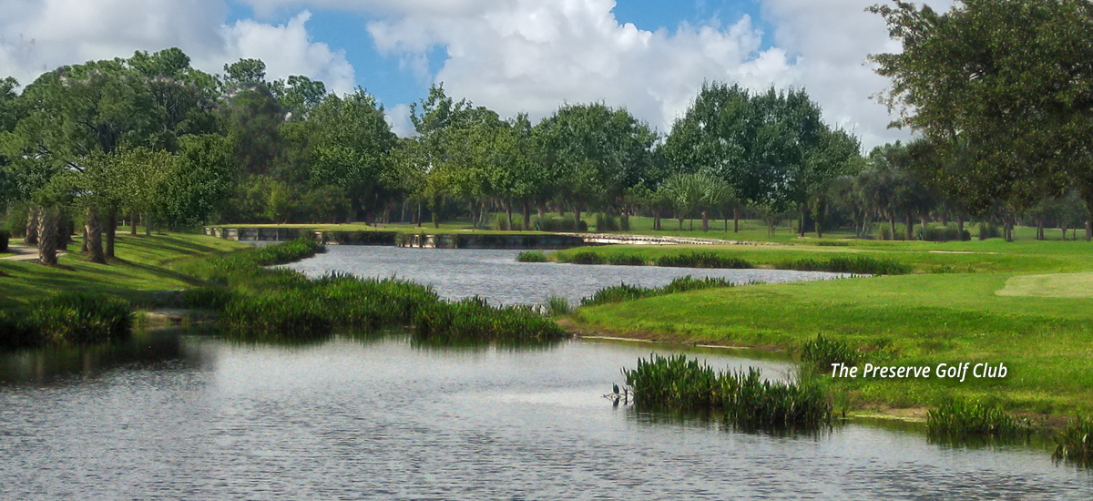 Photo Header The Preserve Golf Club