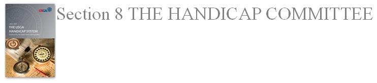 handicap committee header