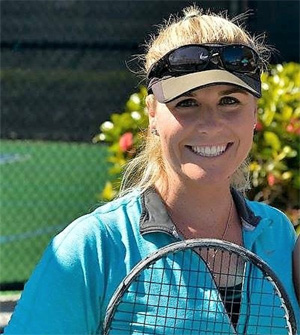 Photo of Merissa Rock Bardmoor Golf & Tennis Club Director of Tennis
