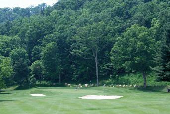 eden golf course