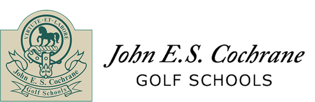 Photo John E.S. Cochrane Golf Schools Logo