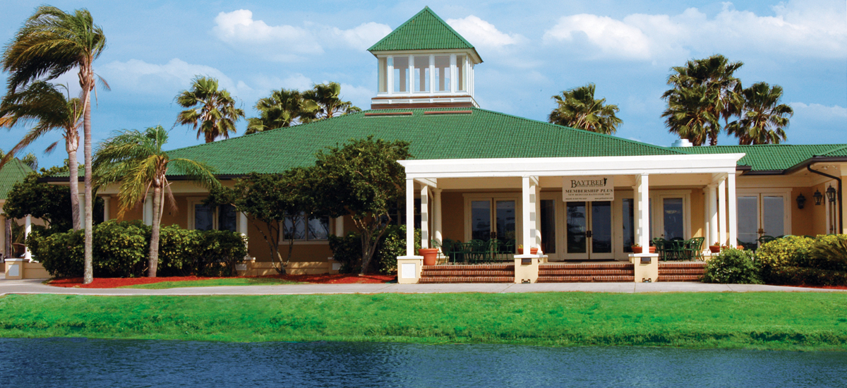 Photo Header Baytree National Clubhouse Exterior