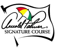 Photo Arnold Palmer Signature Course Logo