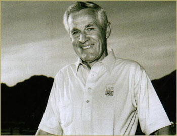 Photo - Ted Robinson golf course architect