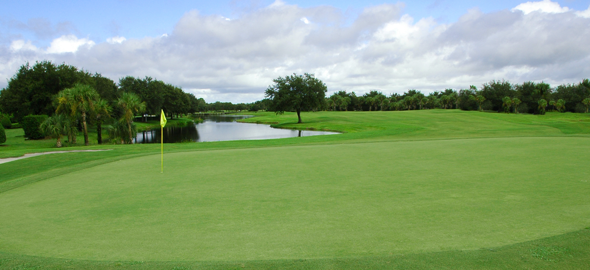 Photo Header The Preserve Hole 11 Green and Fairway