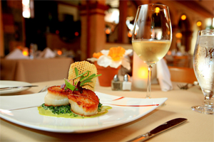 Photo - Scallops and Wine