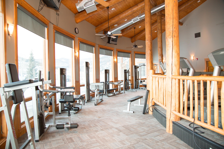 RGC fitness center