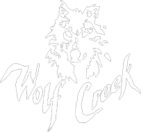 Wolf Creek Golf Club - Footer Logo - White