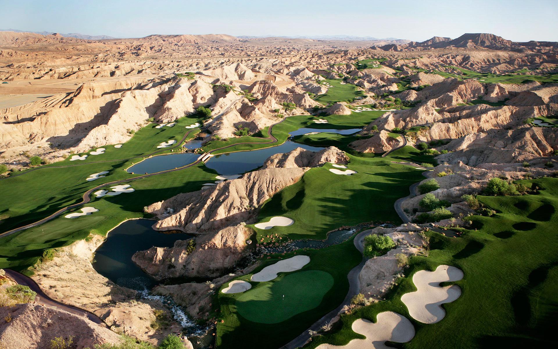 Wondrous Las Vegas Nevada Mesquite Courses Wolf Creek Golf Resort Home Interior And Landscaping Oversignezvosmurscom