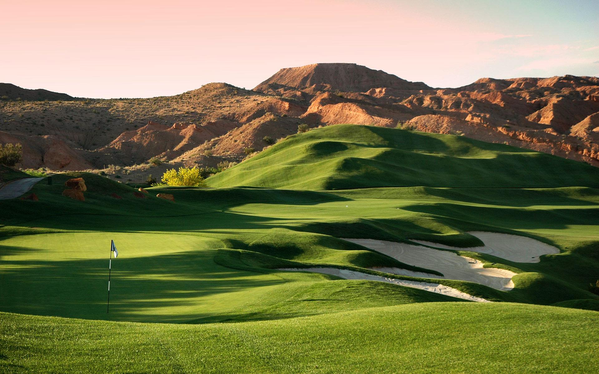 Las Vegas Nevada Mesquite Courses Wolf Creek Golf Resort