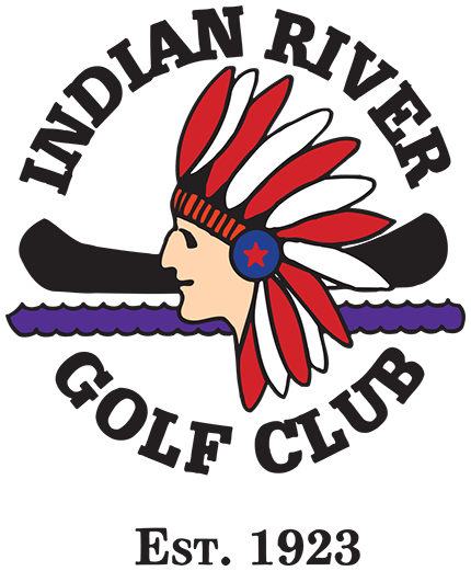 Indian River Golf Club - Logo Header