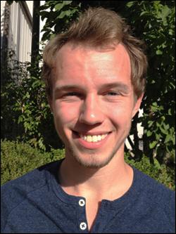 Christopher Shaw, 2013 Recipient