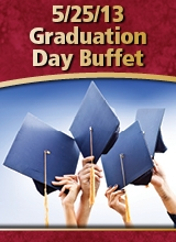 University of Delaware Graduation Day Weekend Buffet Reservations