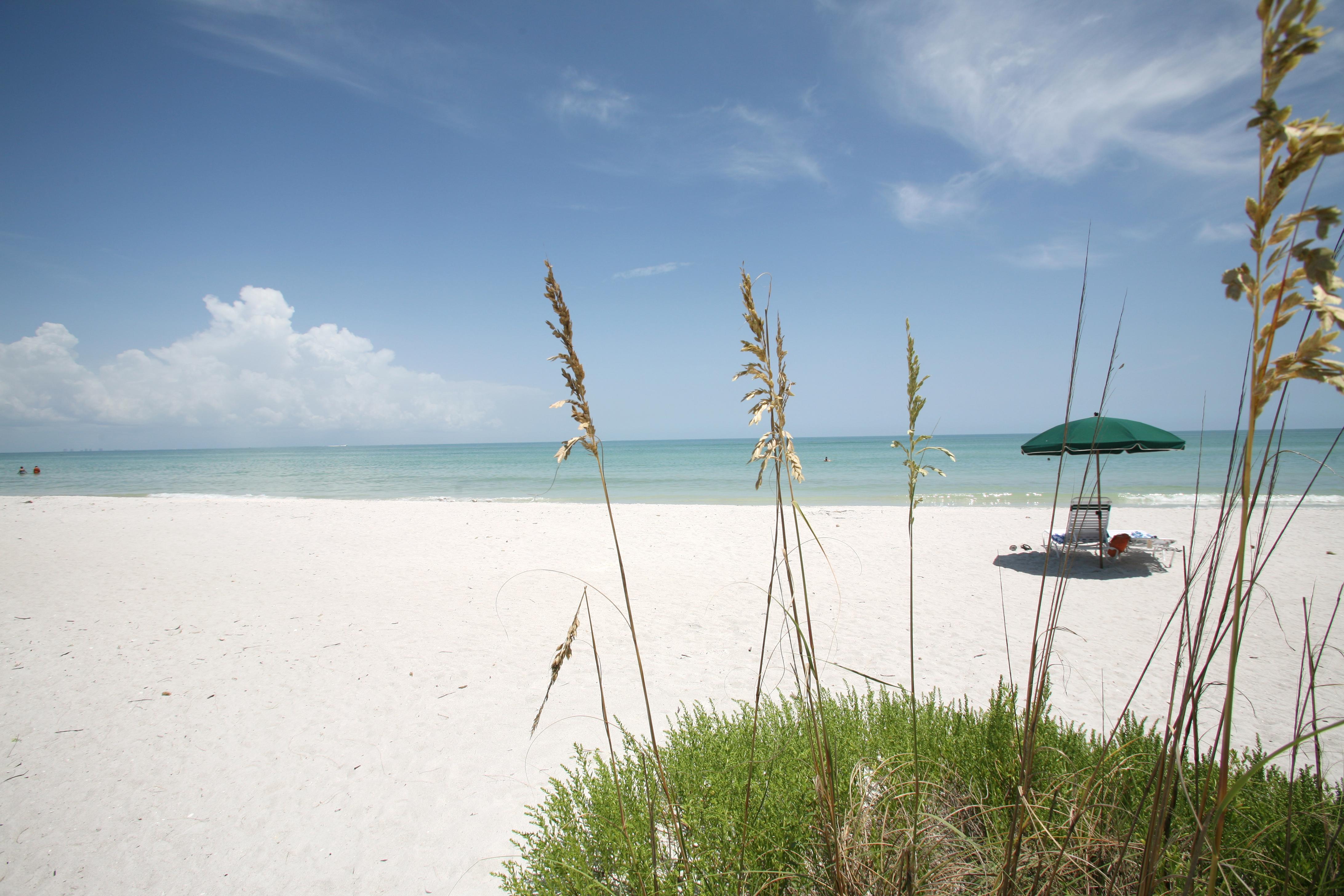 Delnor Wiggins Park Beach