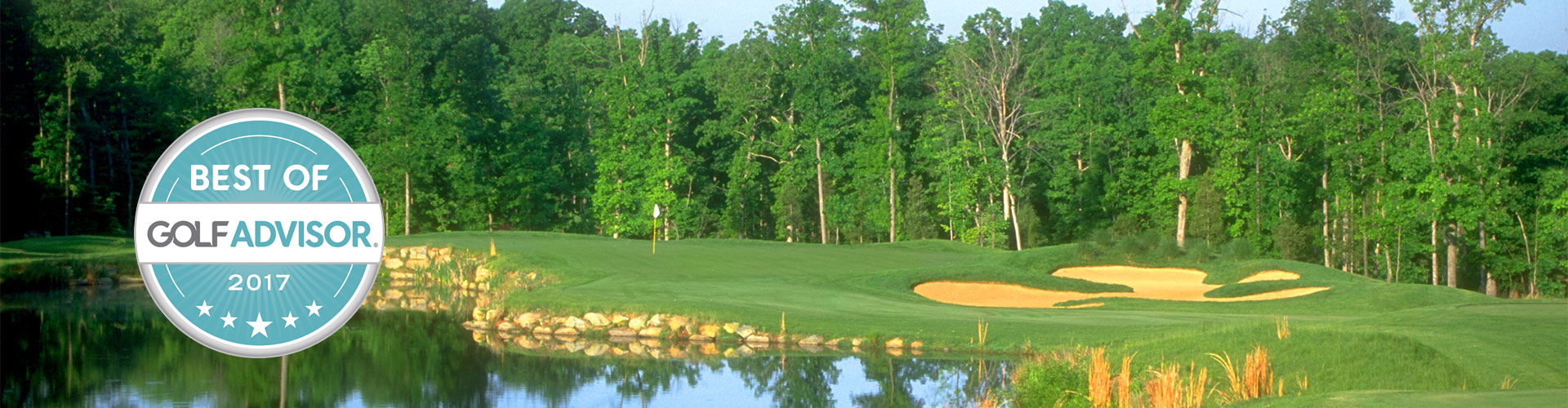 Nothern Virginia Public Golf Course | Westfields Golf