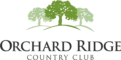 Orchard Ridge Country Club - Footer Logo